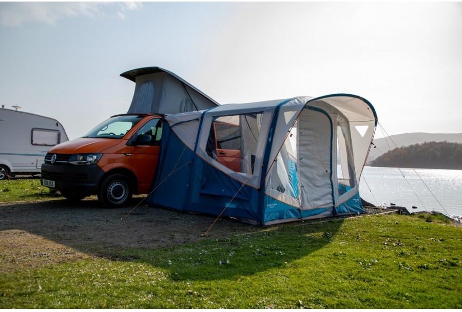 Vango Tolga VW Tenda Da Sole, moroccan blue (2020) 1184011 SimY5